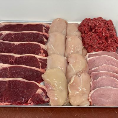 Slimmers Lean Meat Box
