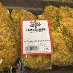 Garlic Chicken Kievs (4 Pack)