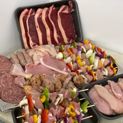 XL BBQ Meat Pack - Lime Tree Farm Foods
