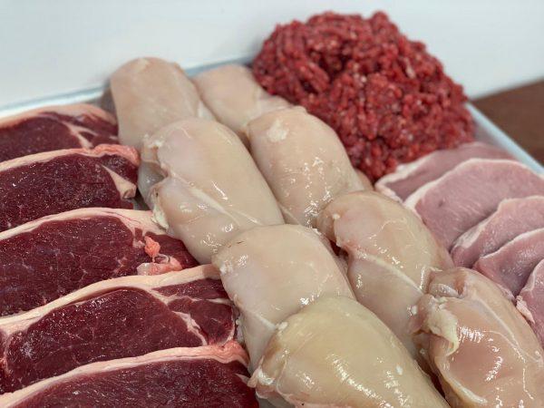 Slimmers Lean Meat Pack - Lime Tree Farm Foods