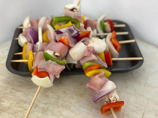 Pork Kebabs - Lime Tree Farm Foods