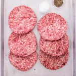 Steak House Burgers, 4oz (6 Pack)