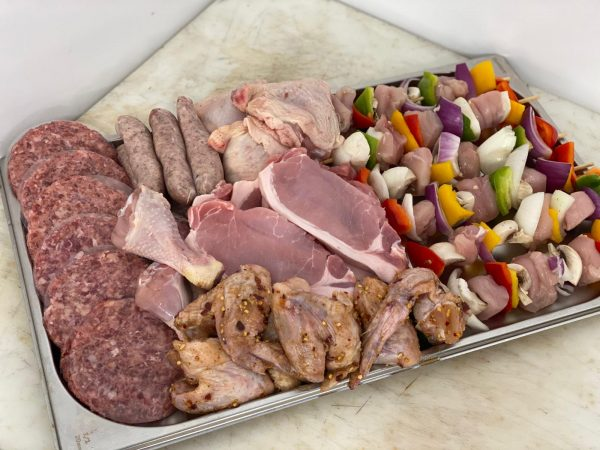 BBQ Meat Pack - Lime Tree Farm Foods