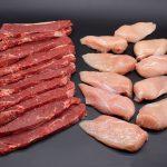 Chicken and Steak Pack