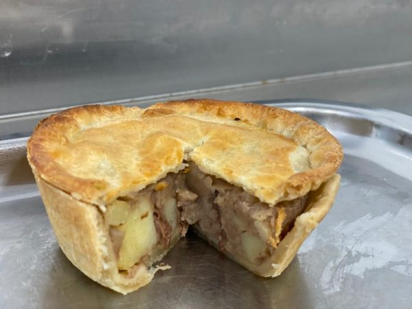 Finest Meat & Potato Pie - Lime Tree Farm Foods