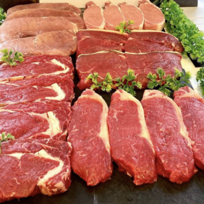 The ULTIMATE Steak Deal (16 Steaks)
