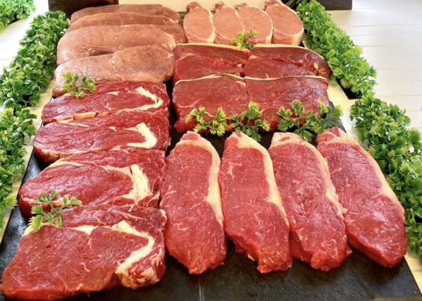 Ultimate Steak Meat Box
