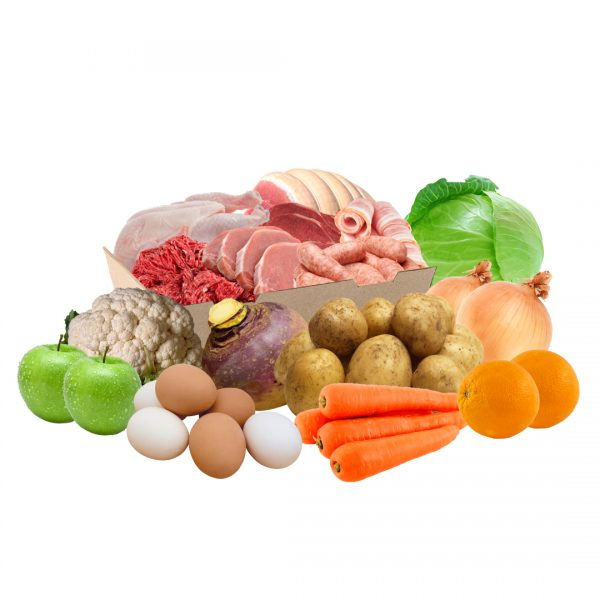 Super Seven Meat and Veg Box