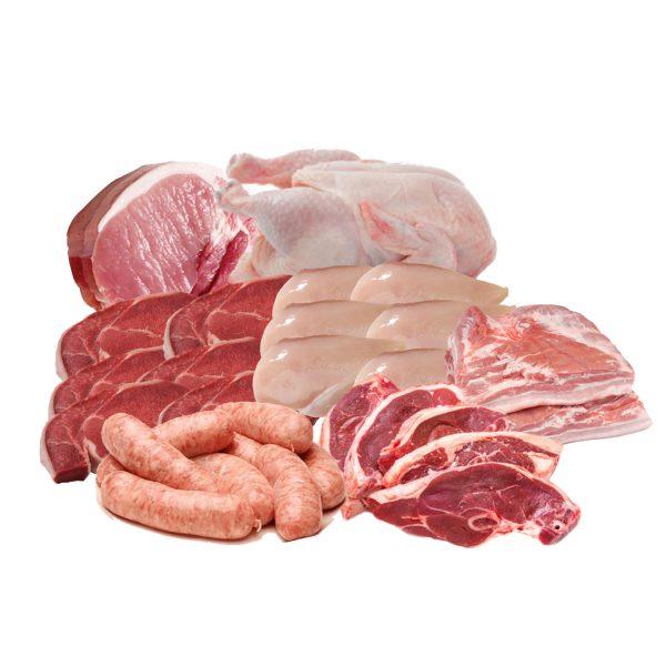 Freezer Filler Meat Box