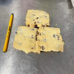 Giant Chocolate Chip Short Bread | 3 Pack