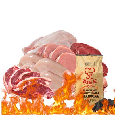 Mini BBQ Meat Pack