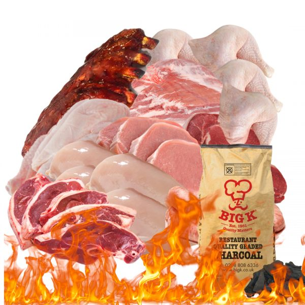 XL BBQ Meat Pack