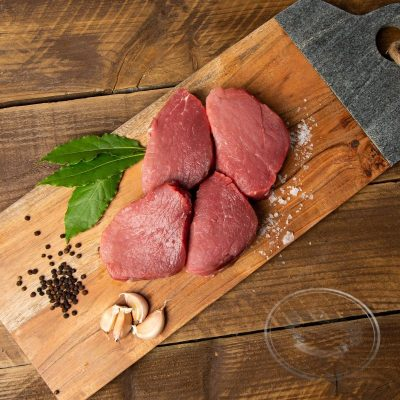 4 Juicy Fillet Steaks | £10