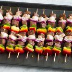 Beef Kebab | 4 Skewers